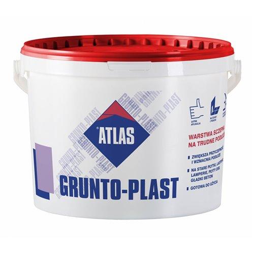 ATLAS GRUNTO-PLAST - warstwa szczepna na trudne podłoża 5Kg