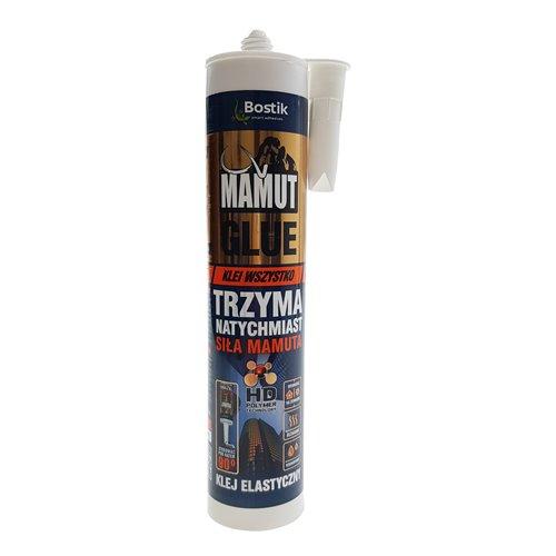 DEN BRAVEN Klej montażowy Mamut Glue biały 290 ml