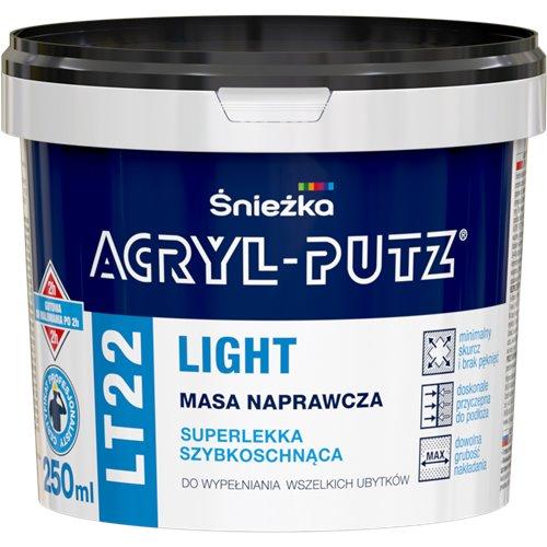 Śnieżka Masa naprawcza ACRYL-PUTZ LT 22 LIGHT 250ml