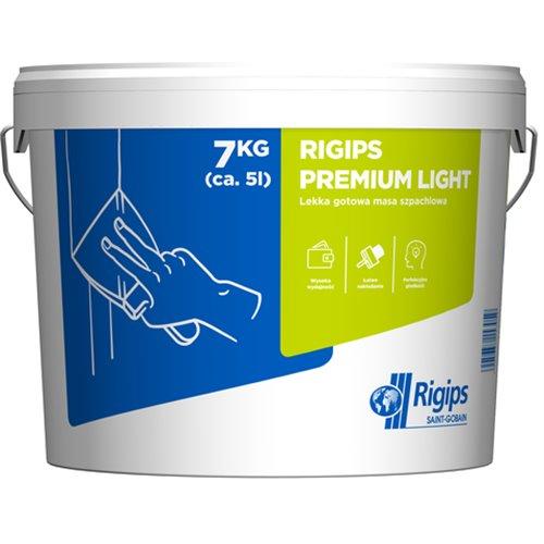 RIGIPS Premium Light Gotowa masa szpachlowa 7kg
