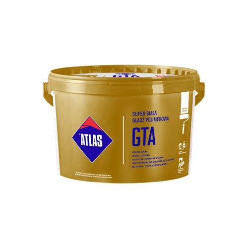ATLAS GTA biała gładź polimerowa 18kg