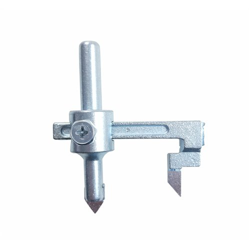 DEDRA Wycinacz otworów 20-120mm do glazury