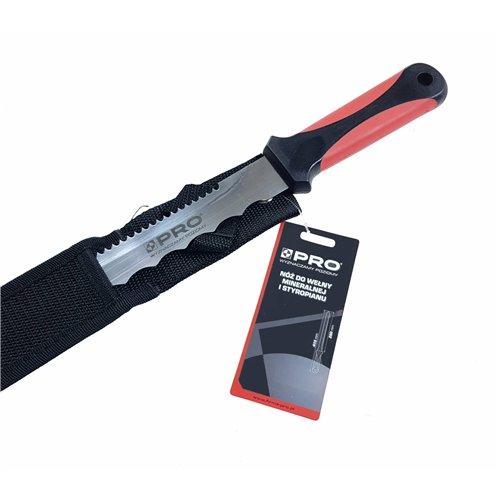 Nóż do wełny mineralnej styropianu 415mm