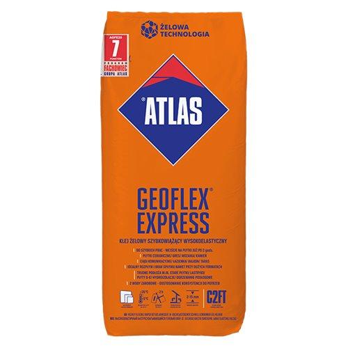 Atlas GEOFLEX EXPRESS żelowy 25kg