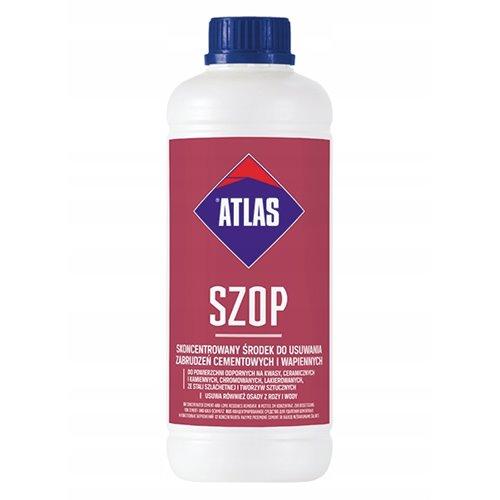 ATLAS SZOP środek usuwania zabrudzeń cementowych