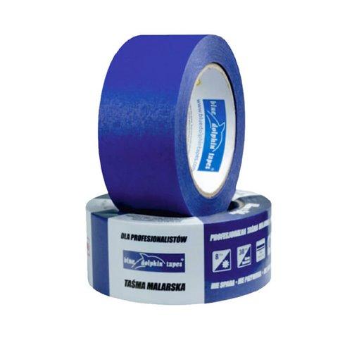 Blue Dolphin Taśma malarska niebieska 25mm x50m